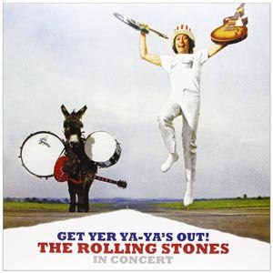ROLLING STONES, THE - GET YER YA-YA'S OUT! (BOX)