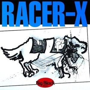 BIG BLACK - RACER-X EP