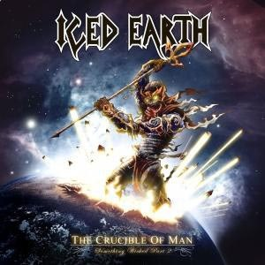 ICED EARTH - THE CRUCIBLE OF MAN - SOMETHING WIC