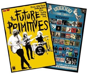 VOODOO RHYTHM - THE FUTURE PRIMITIVES [POSTER]