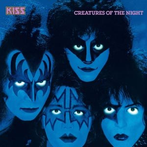 KISS - CREATURES OF THE NIGHT (LTD.BACK TO BLACK)