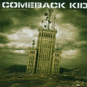 COMEBACK KID - BROADCASTING (LTD.COLOURED VINYL)