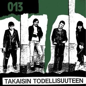 013 - TAKAISIN TODELLISUUTEEN [GREEN + 7