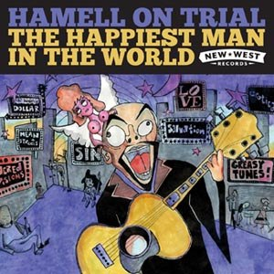 HAMELL ON TRIAL - THE HAPPIEST MAN IN THE WORLD