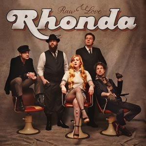 RHONDA - RAW LOVE