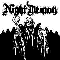 NIGHT DEMON - NIGHT DEMON