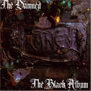 DAMNED, THE - THE BLACK ALBUM (DELUXE HARDCOVER E