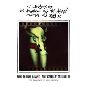 BLAND, DANNY & DULLI, GREG - I APOLOGIZE IN ADVANCE FOR THE AWFU