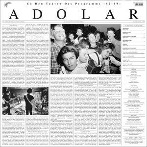ADOLAR - ZU DEN TAKTEN DES PROGRAMMS