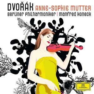 MUTTER, ANNE SOPHIE / HONECK, MANFRED - DVORAK