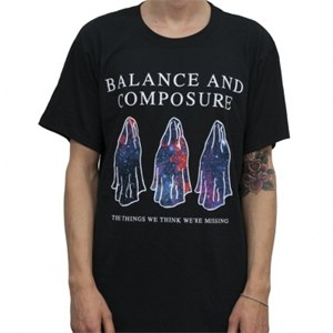 BALANCE AND COMPOSURE - THREE GHOSTS