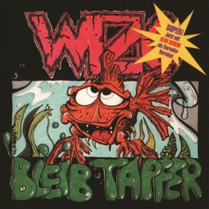 WIZO - BLEIB TAPFER (LIMITED EDITION)