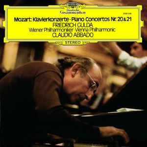 GULDA, FRIEDRICH / WIENER PHILHARMONIKER / ABBADO, CLAUDIO - MOZART: CONCERTOS FOR PIANO AND ORC