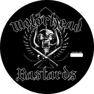 MOTÖRHEAD - BASTARDS (+CD)