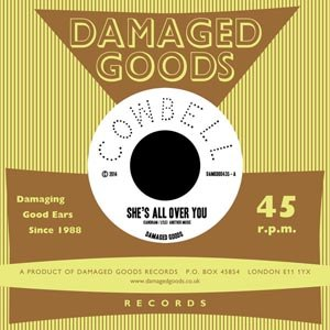 COWBELL - SHE'S ALL OVER YOU