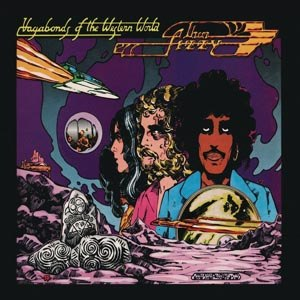 THIN LIZZY - VAGABONDS OF THE WESTERN WORLD (LTD BACK TO BLACK