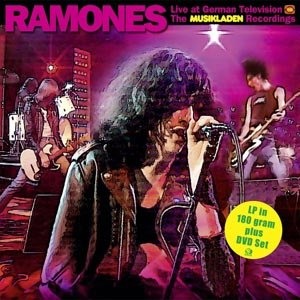 RAMONES - THE MUSIKLADEN RECORDINGS 1978