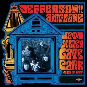 JEFFERSON AIRPLANE - AT GOLDEN GATE PARK