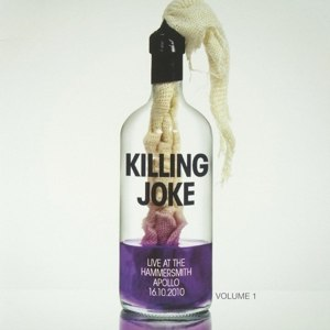 KILLING JOKE - LIVE AT THE HAMMERSMITH APOLLO 16.10.10 PART 1