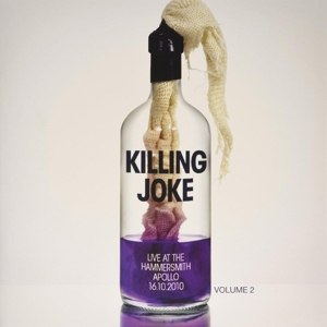 KILLING JOKE - LIVE AT THE HAMMERSMITH APOLLO 16.10.10 PART 2