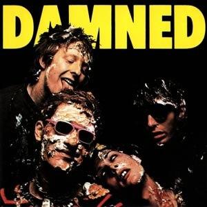 DAMNED, THE - DAMNED DAMNED DAMNED