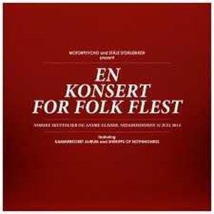MOTORPSYCHO - EN KONSERT FOR FOLK FEST