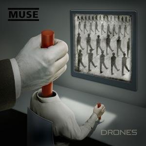 MUSE - DRONES (LP+CD+DVD)