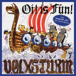 VOLXSTURM - OI IS FUN