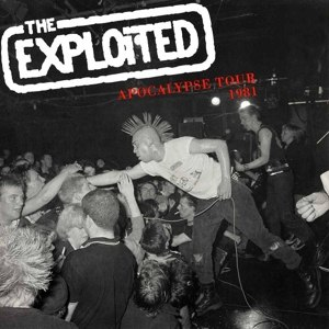 EXPLOITED, THE - APOCALYPSE TOUR 1981