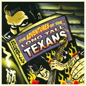 LONG TALL TEXANS - THE ADVENTURES OF...