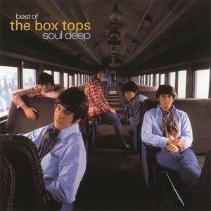 BOX TOPS - SOUL DEEP - 18 TRACK