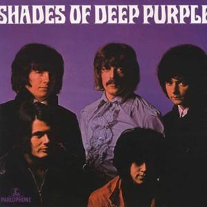 DEEP PURPLE - SHADES OF DEEP PURPLE (STEREO)