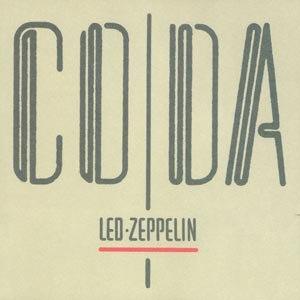 LED ZEPPELIN - CODA (REISSUE)