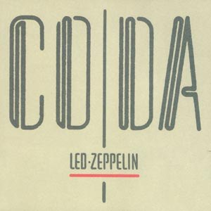 LED ZEPPELIN - CODA (REISSUE) (SUPER DELUXE EDITION)