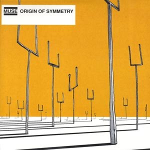 MUSE - ORIGIN OF SYMMETRY (US RE-ISSUE)