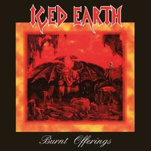 ICED EARTH - BURNT OFFERINGS (RE-ISSUE)