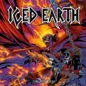 ICED EARTH - THE DARK SAGA (RE-ISSUE)