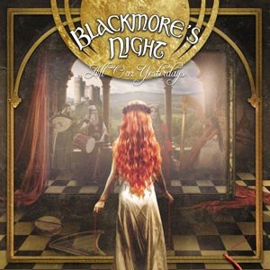 BLACKMORE'S NIGHT - ALL OUR YESTERDAYS (BOXSET)