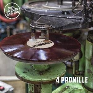 4 PROMILLE - VINYL (LTD. GATEFOLD DELUXE EDT./BL