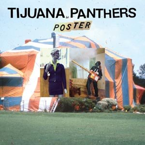 TIJUANA PANTHERS - POSTER