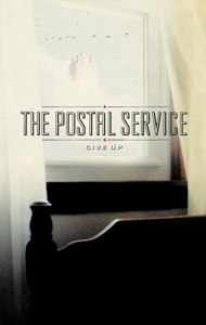 POSTAL SERVICE, THE - GIVE UP (MC)