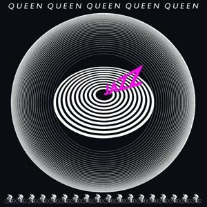 QUEEN - JAZZ (LIMITED BLACK VINYL)