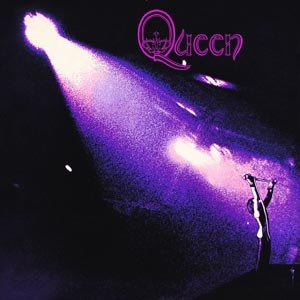 QUEEN - QUEEN (LIMITED BLACK VINYL)