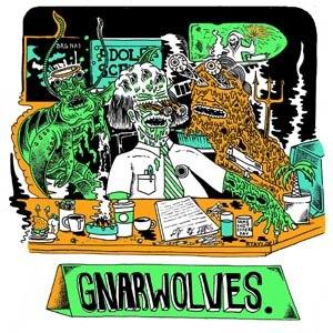 GNARWOLVES - ADOLESCENCE