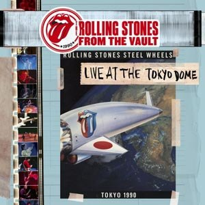 ROLLING STONES - FROM THE VAULT: TOKYO DOME 1990