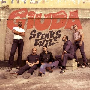 GIUDA - SPEAKS EVIL (ORANGE VINYL)