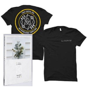 LA DISPUTE - TINY DOTS (DVD+SHIRT L BUNDLE)