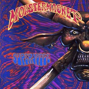 MONSTER MAGNET - SUPERJUDGE