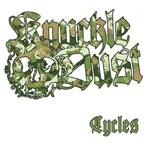 KNUCKLEDUST - CYCLES (OLIVE GREEN)