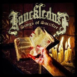 KNUCKLEDUST - SONGS OF SACRIFICE (GOLD)